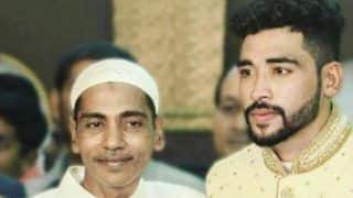 After Agonising Wait of 63 Days, Mohammed Siraj Visits His Father's Grave Straight From Airport